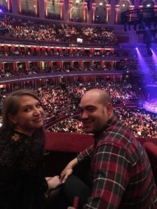 reed benefits - reed rewards - royal albert hall