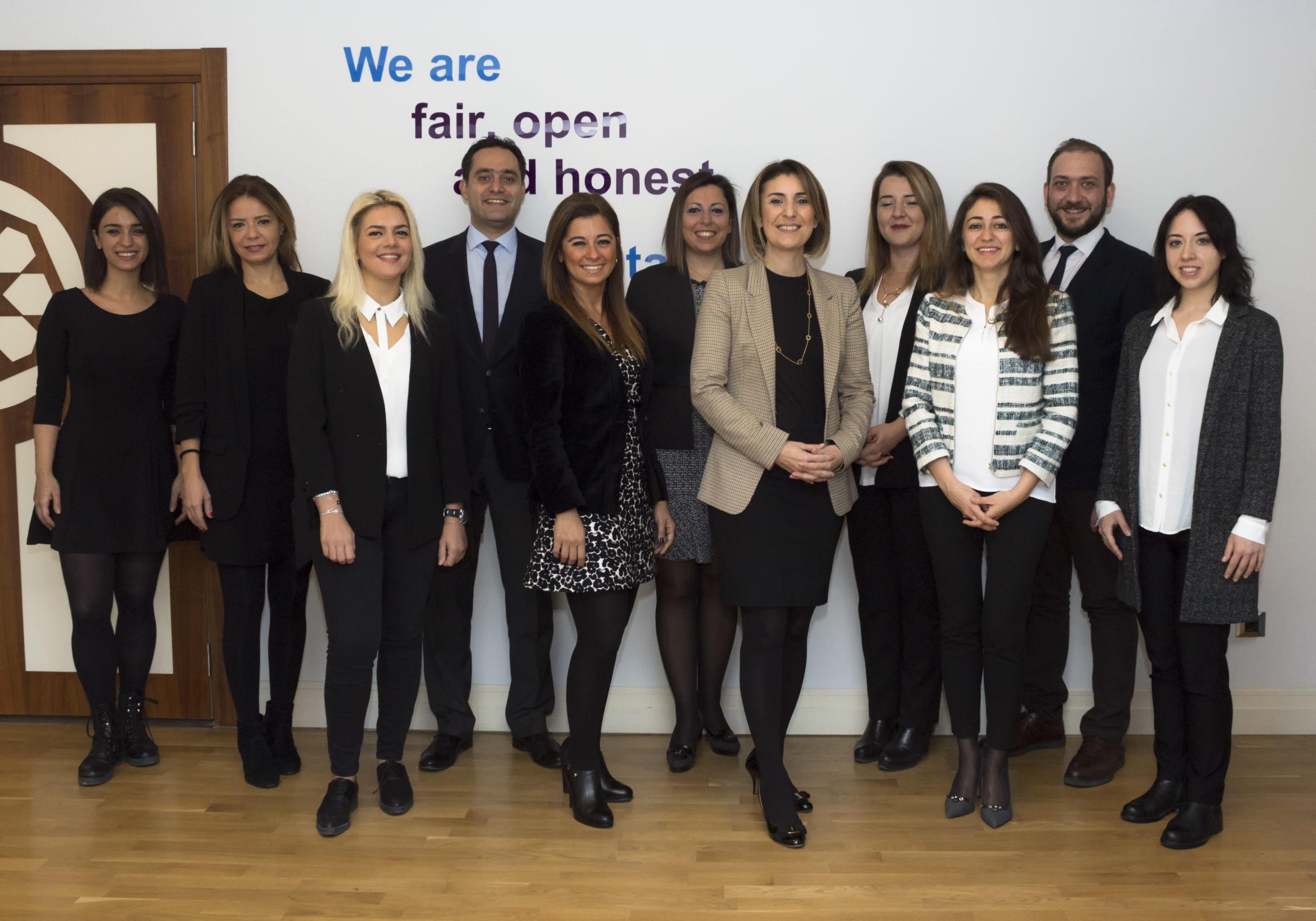 Turkey office team - reed