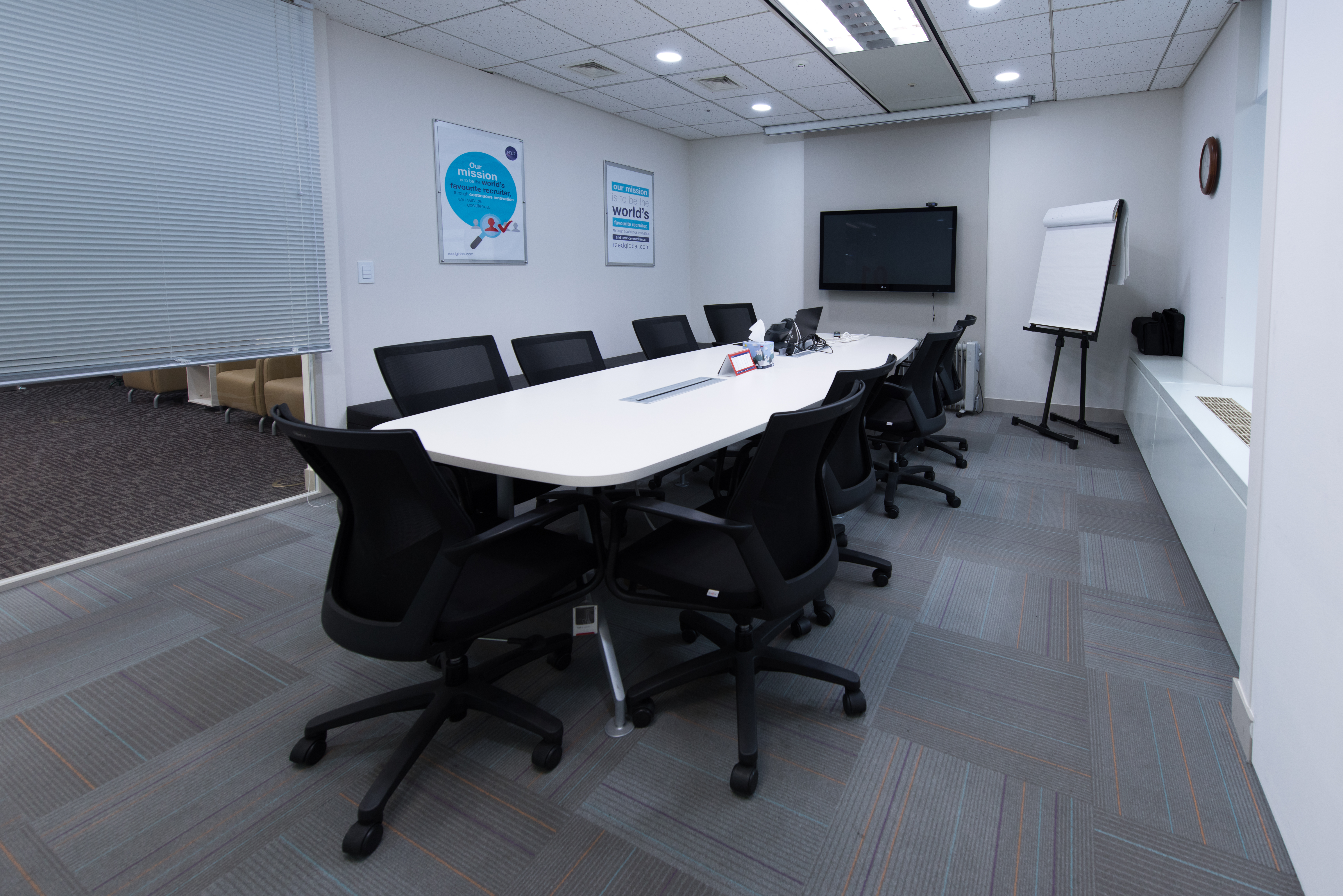 South korea office in Seoul - meeting room
