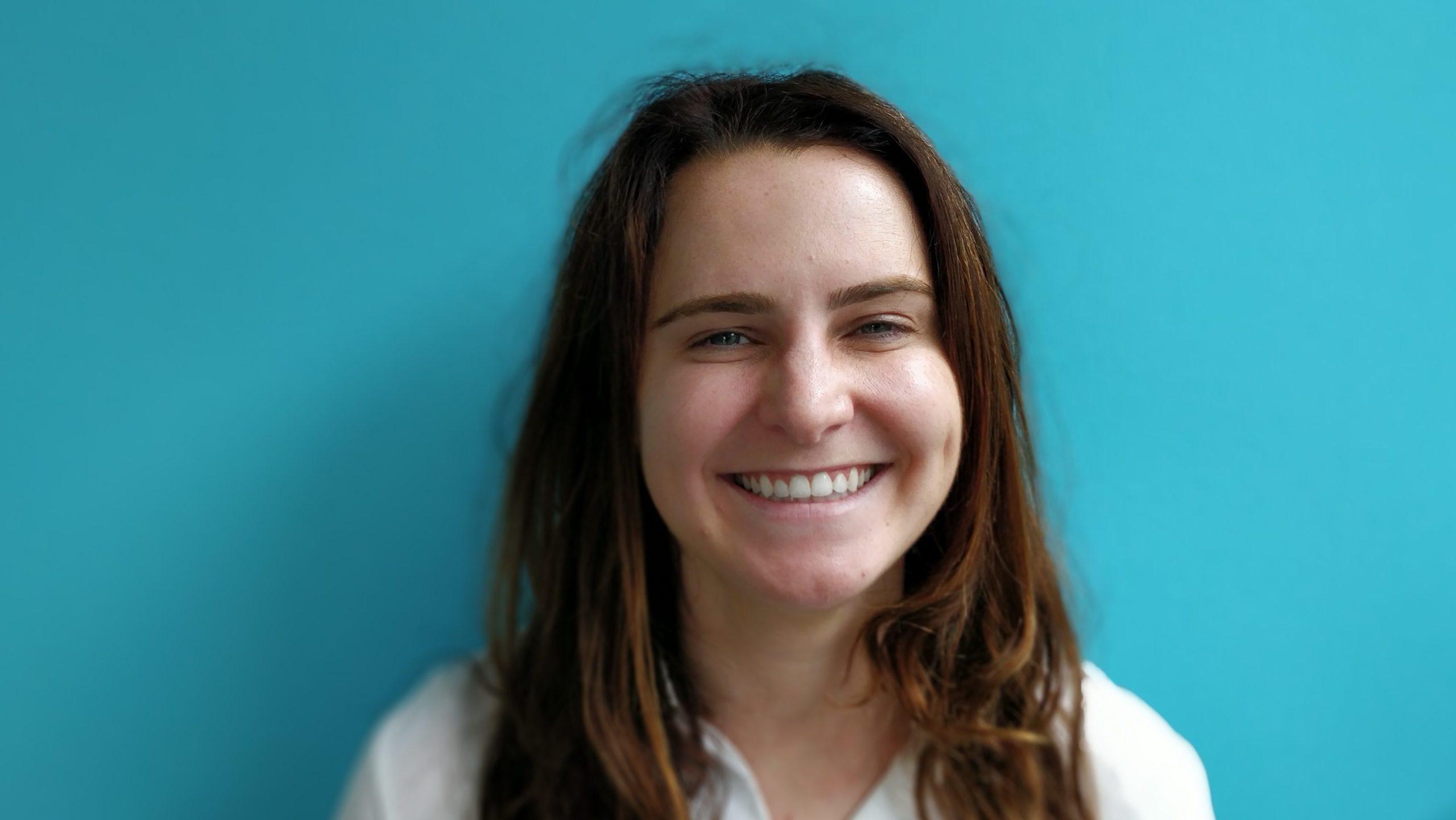 Reed Dublin - femal recruitment consultant smiling at camera
