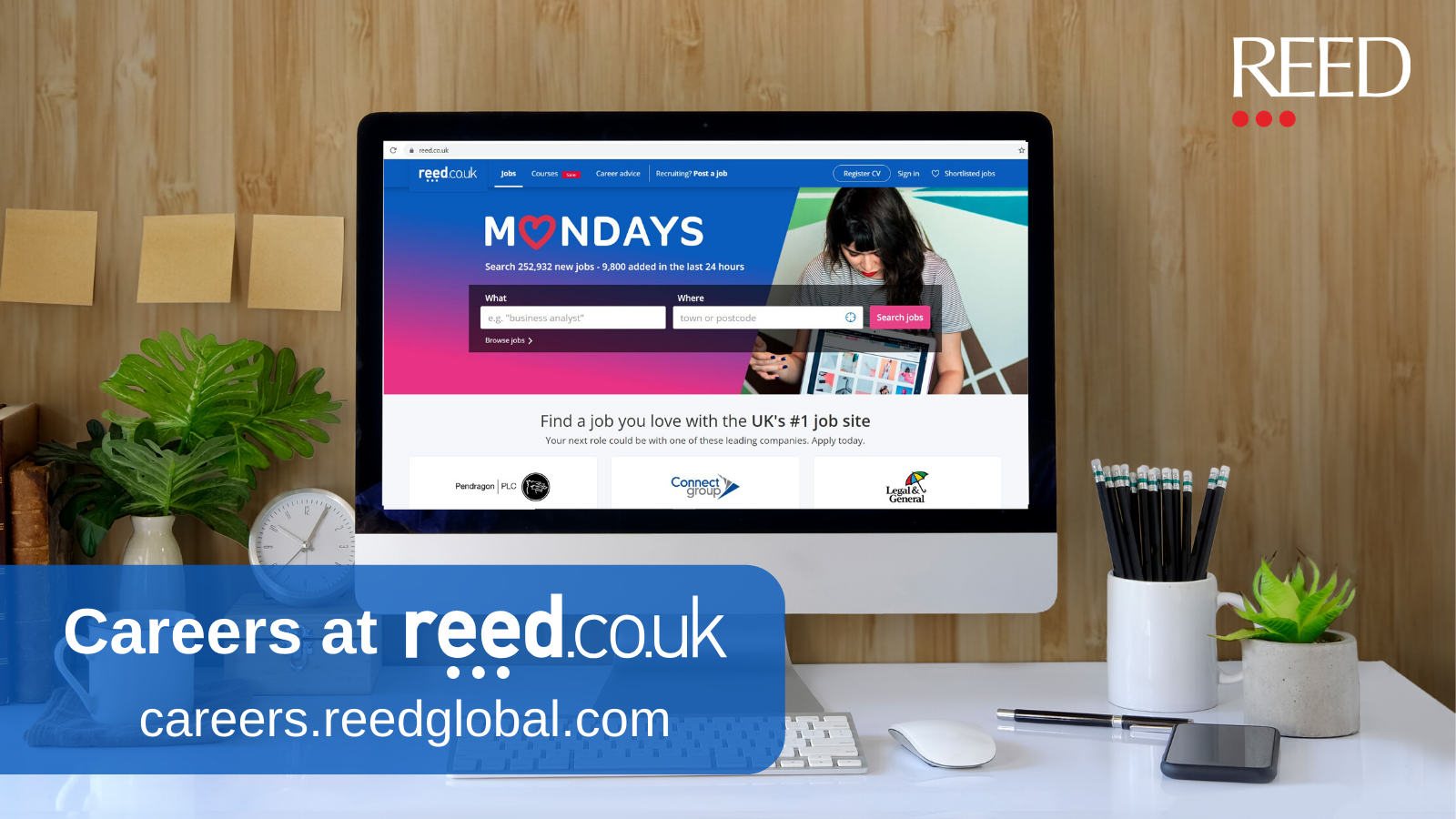 Reed Online Jobs Careers At The Uk S Favourite Job Board Reed Co Uk