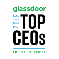 Top CEO Glassdoor logo