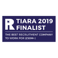 tiara finalist - best recruitment company