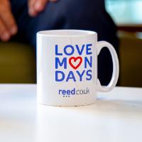love mondays mug