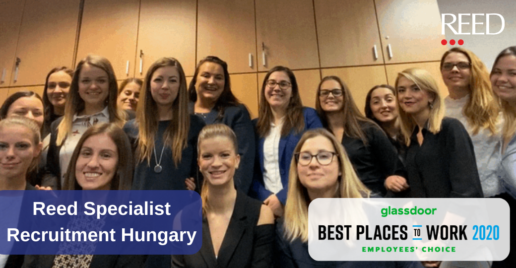 Hungary careers at reed - best places to work 2020