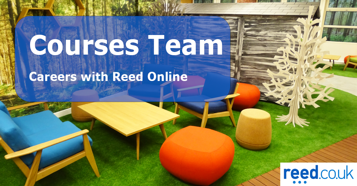 Reed Learning Courses Careers With Reed Online Reed Co Uk