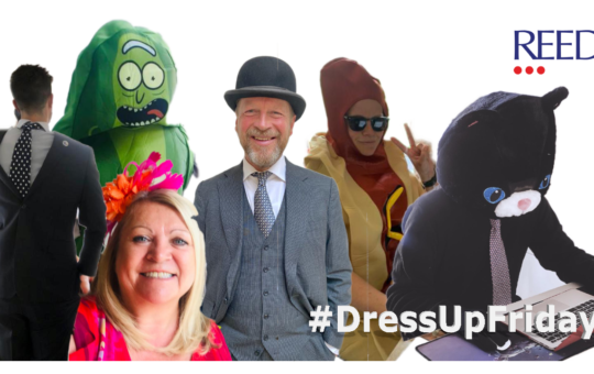 Dress Up Friday Blog - REED