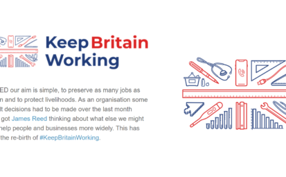 keep britain working blog article - REED careers