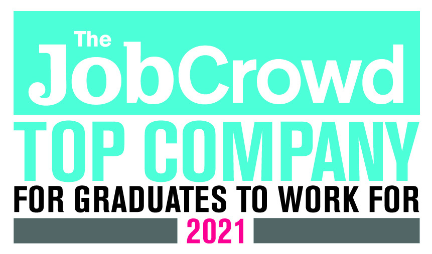 Job Crowd top company for graduates 2021