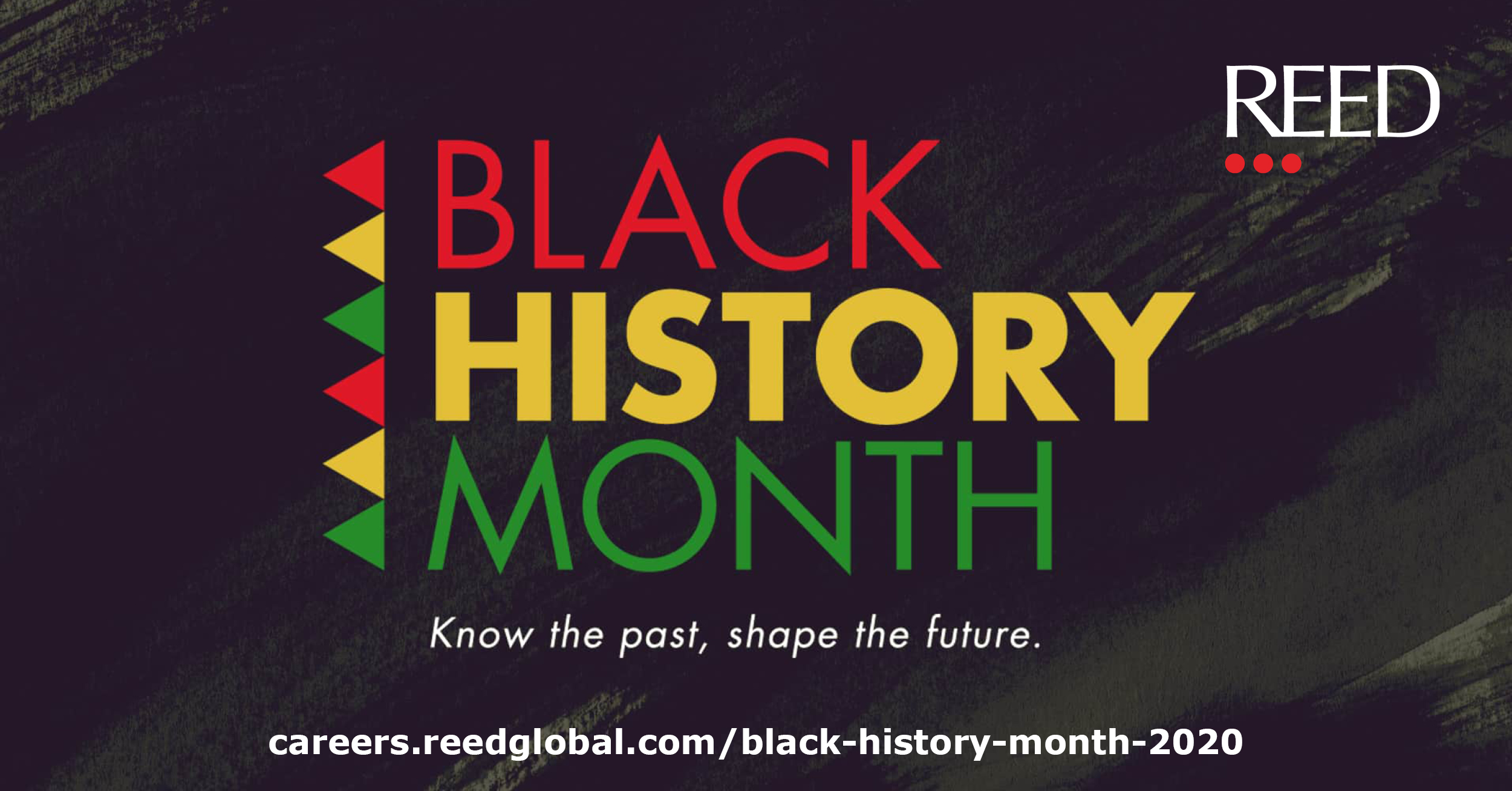 black history month 2020 - REED stories