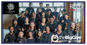 chineke foundation on the big give - REED charity