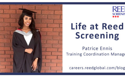 life at reed screening - patrice ennis - training coordination manager