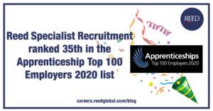top Apprenticeship employer list blog - featured image