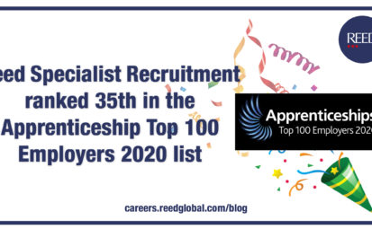 top Apprenticeship employer list blog - featured image