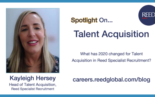 Spotlight on Talent Acquisition - RSR - featuring Kayleigh Hersey, Head of Talent Acquisition at RSR