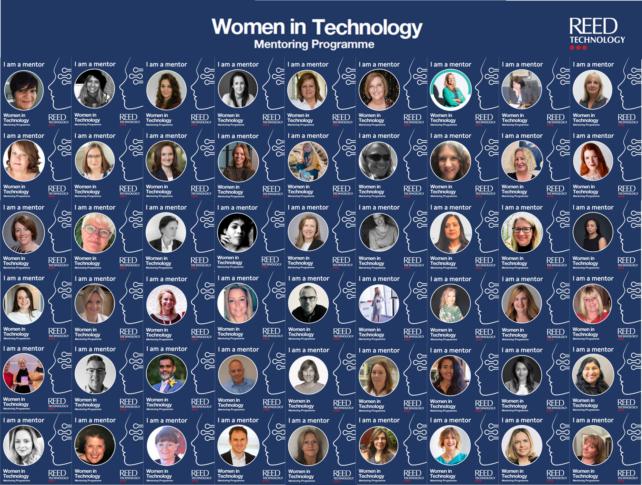 Mentor Graphic - women in tech